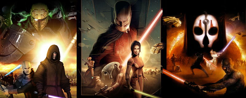 A Star Wars Knights of the Old Republic Remake is reportedly in development