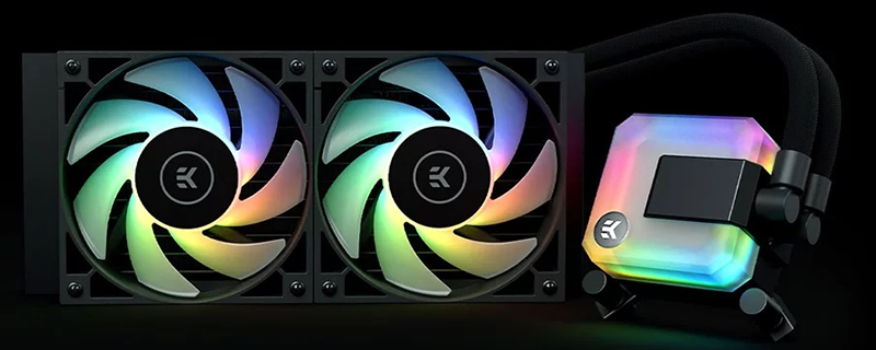 EK's new EK-AIO series is the company's true entry point into the plug-and-play liquid cooling market