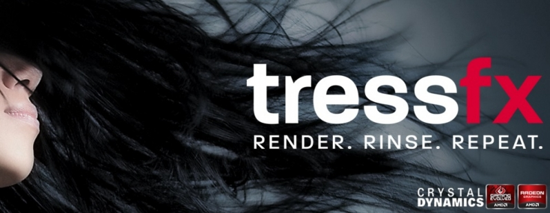 TressFX 4.1 is here and its Unreal!