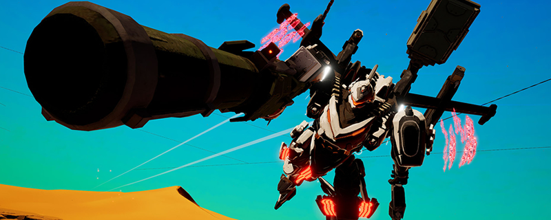 Former Switch Exclusive DAEMON X MACHINA is coming to PC - System Requirements Revealed