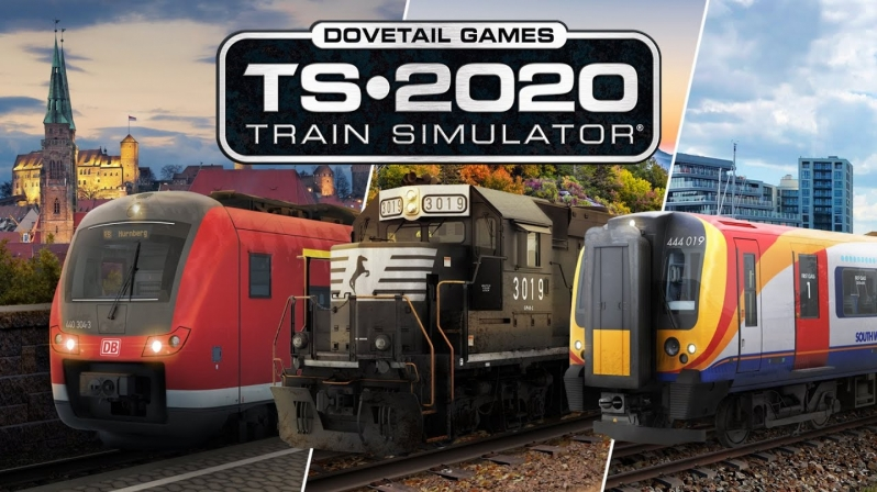 The Humble Train Simulator 2020 bundle is now live