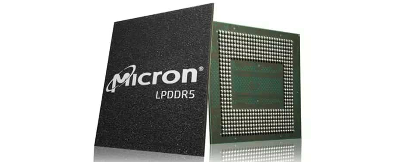 Faster memory and Less Power - Micron delivers its first LPDDR5 chips for smartphones