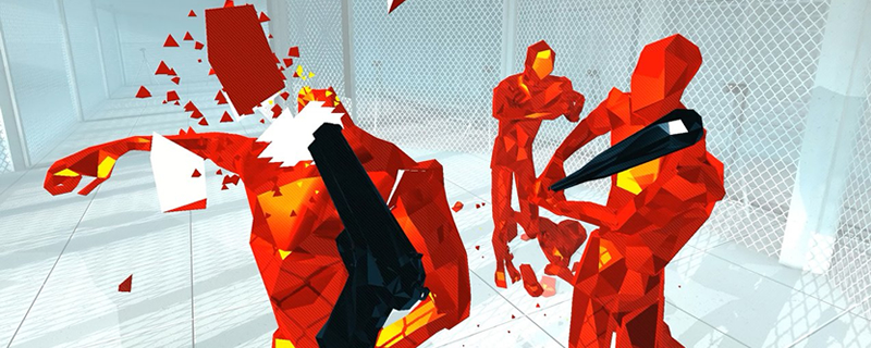 Humble's VR bundle offers some SUPERHOT value