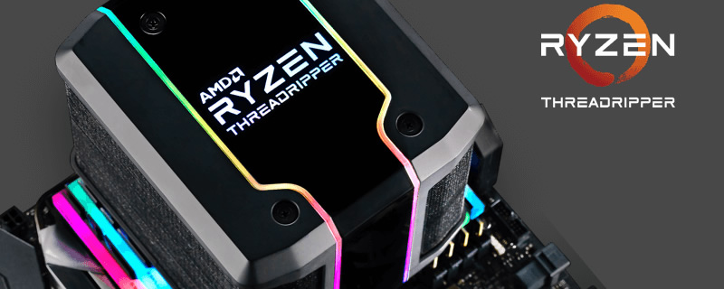 AMD recommends Intel's Linux distribution for its Ryzen Threadripper 3990X