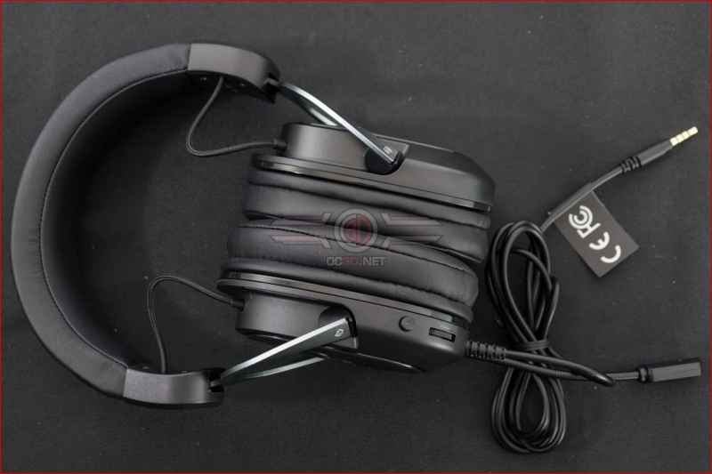 ASUS TUF H3 Headset Controls