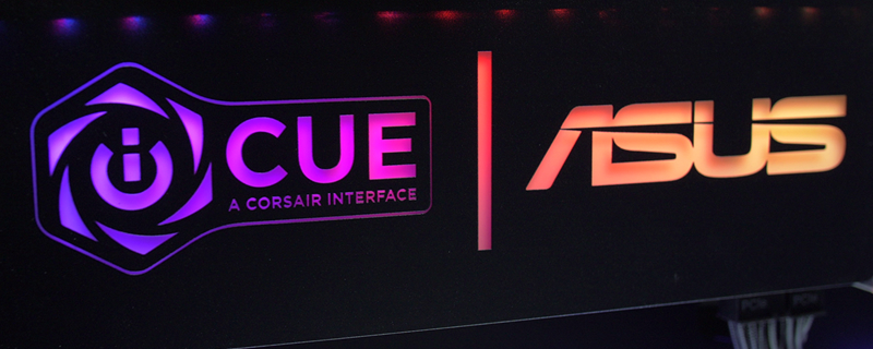 Corsair brings ASUS Aura Sync Motherboard support to its iCUE Software