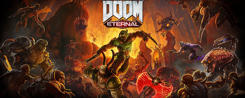 DOOM Eternal will run at 1,000 FPS with strong enough hardware