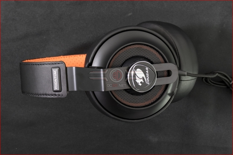 Cougar Phontum S Headset Height Adjustment