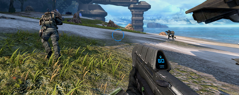 Halo: Combat Evolved Anniversary PC Performance Review with AMD Ryzen APU Testing
