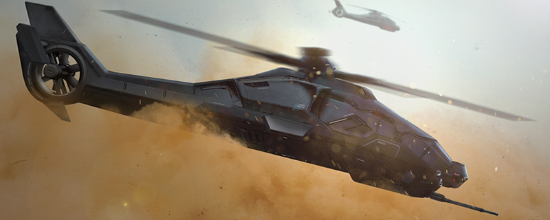Helicopter Shooter Comanche's coming to Steam Early Access on March 12th