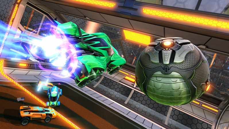 Rocket League's latest updates adds DirectX 11 support, HDR Audio and more