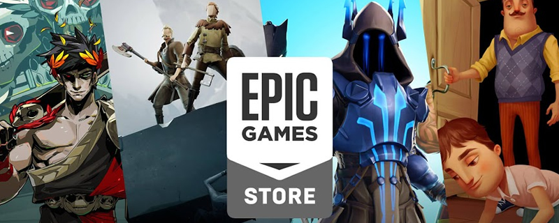 Epic Games are giving away three free games on its PC gaming store