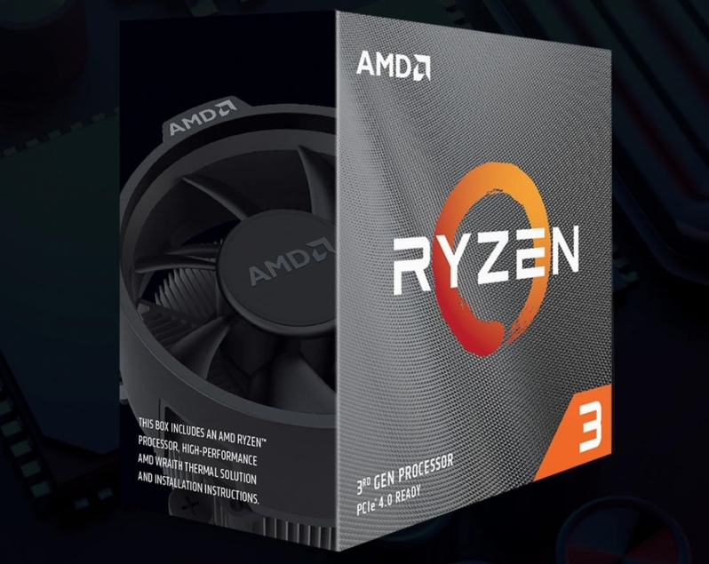 AMD Ryzen 3 3100 and 3300X brings Zen 2 into the mainstream