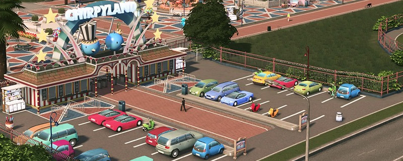 Cities Skyline players can get the game's Parklife DLC for free for a limited time
