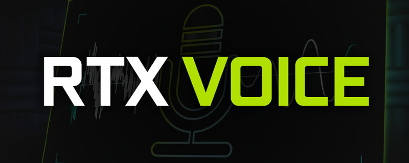 Nvidia's RTX Voice doesn't require RTX hardware, GTX users have bypassed the restriction