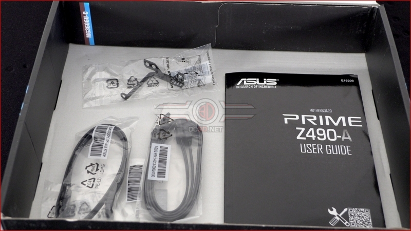 ASUS Prime Z490-A Preview