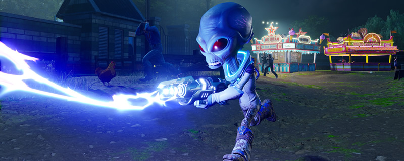 Destroy All Humans! now has a release date