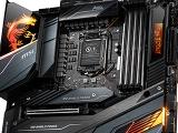 MSI MEG Z490 Godlike Preview
