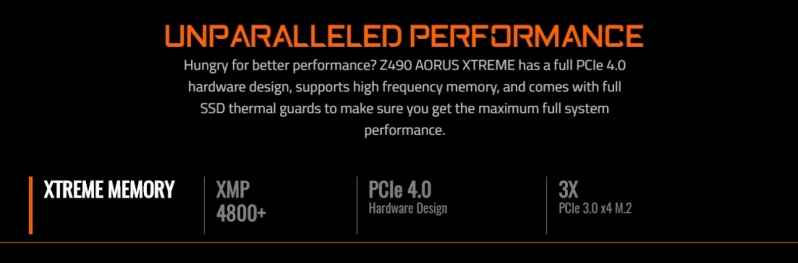 PCIe 4.0 support on Z490 - What the deal?