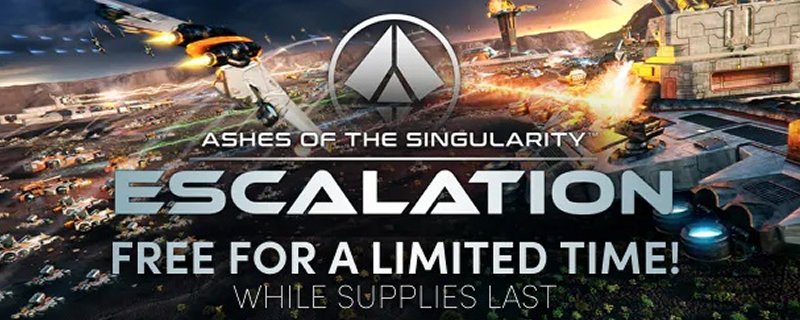 Ashes of the Singularity: Escalation is available for free to Humble Store users