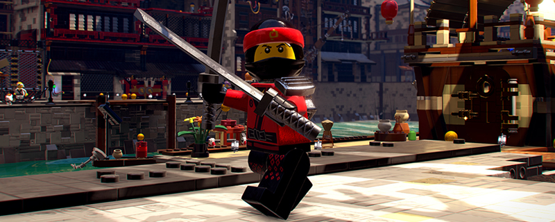 The LEGO Ninjago Movie Video Game is now available for free on Steam