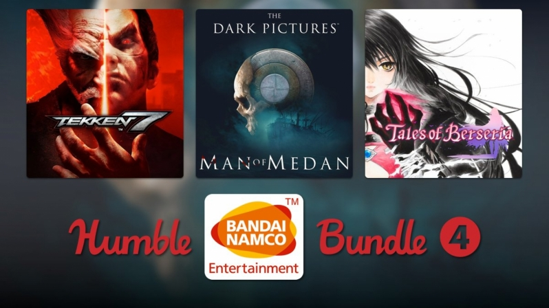 Humble's Bandai Namco Bundle 4 offers a lot of great games at low prices
