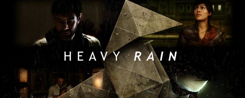 Quantic Dream's bringing Heavy Rain, Beyond Two Souls and Detroit: Become Human to Steam