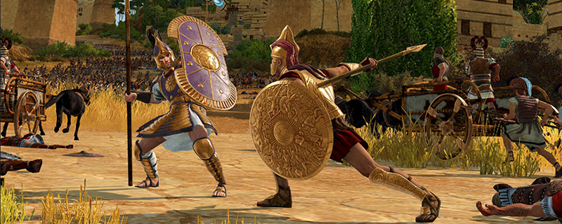 Total War Saga: TROY will be free to keep on launch day thanks to Epic Games