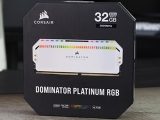 Corsair Dominator Platinum RGB Series White Edition DDR4 Memory