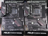 ASUS B550 Strix-E and Strix-F Comparison Preview