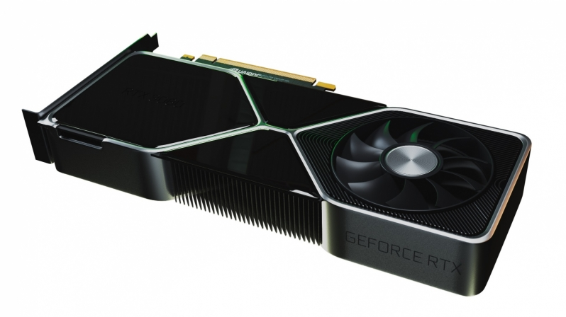 Nvidia's RTX 3080 design gets stunning fan-made 3D renders