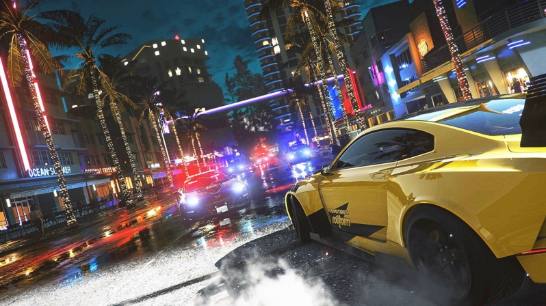 Need for Speed: Heat is gaining cross-play support with its final update