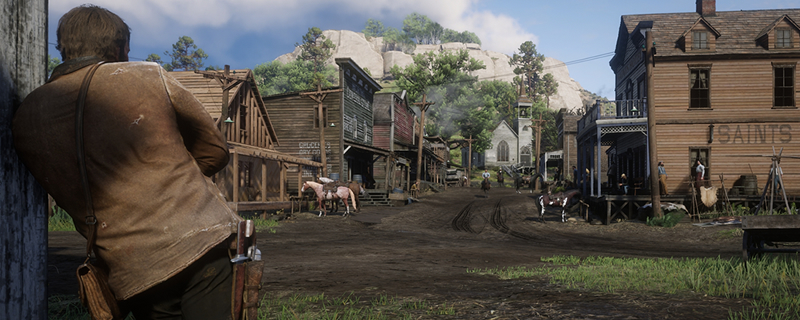Red Dead Redemption 2's PC version can run faster on Linux with Radeon hardware