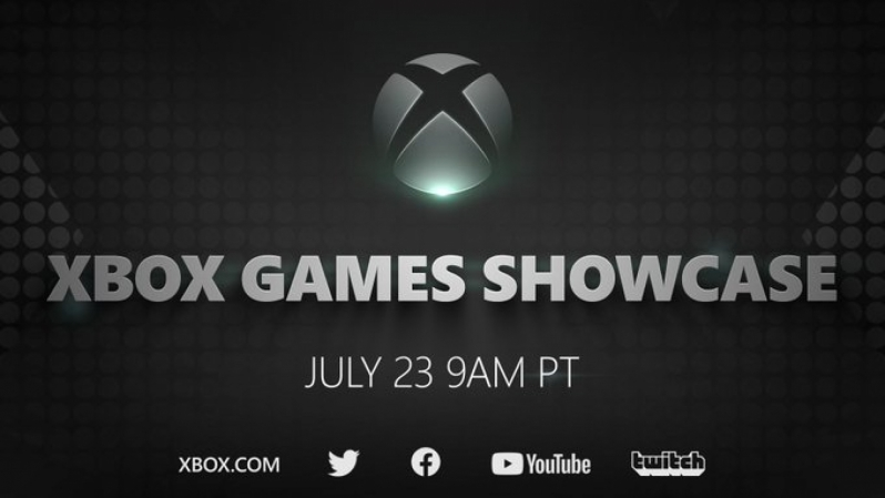 Microsoft's Xbox Games Showcase will be streamed on July 23rd