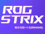 ASUS ROG Strix B550-I Gaming Review