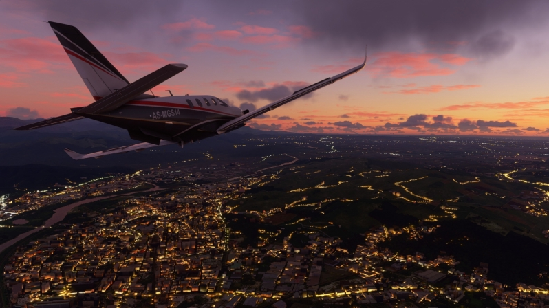 Microsoft Flight Simulator will gain VR supports, starting with Windows MR Headsets