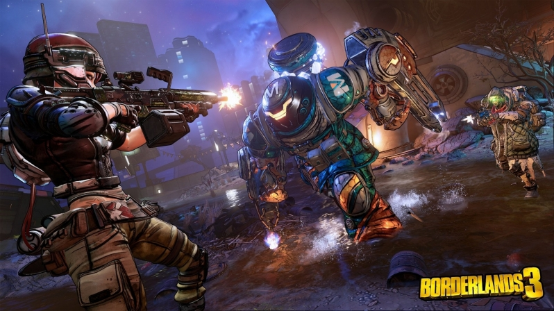 Borderlands 3 is available to play for free until August 12th on PC