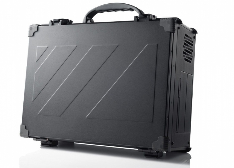 The Threadripper Workstation that you can take anywhere - The Briefcase PC