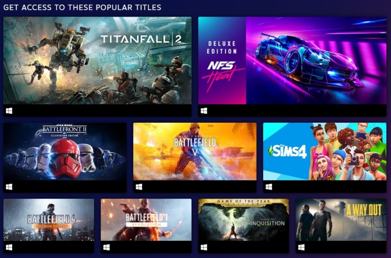EA Access will soon be available on Steam