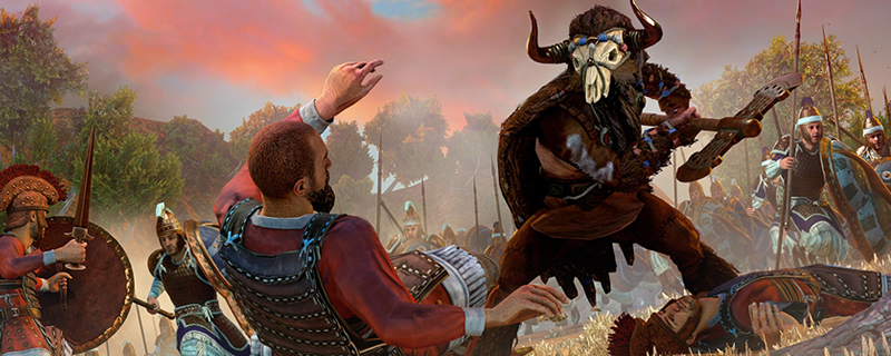 Total War Saga: Troy will be available for free this Thursday