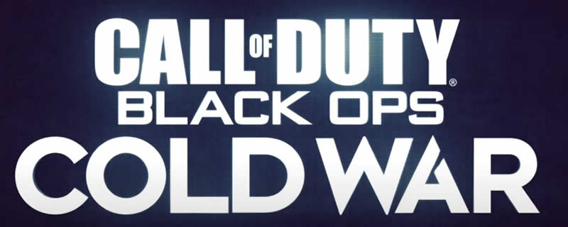 Call of Duty Black Ops: Cold War will be revealed next week