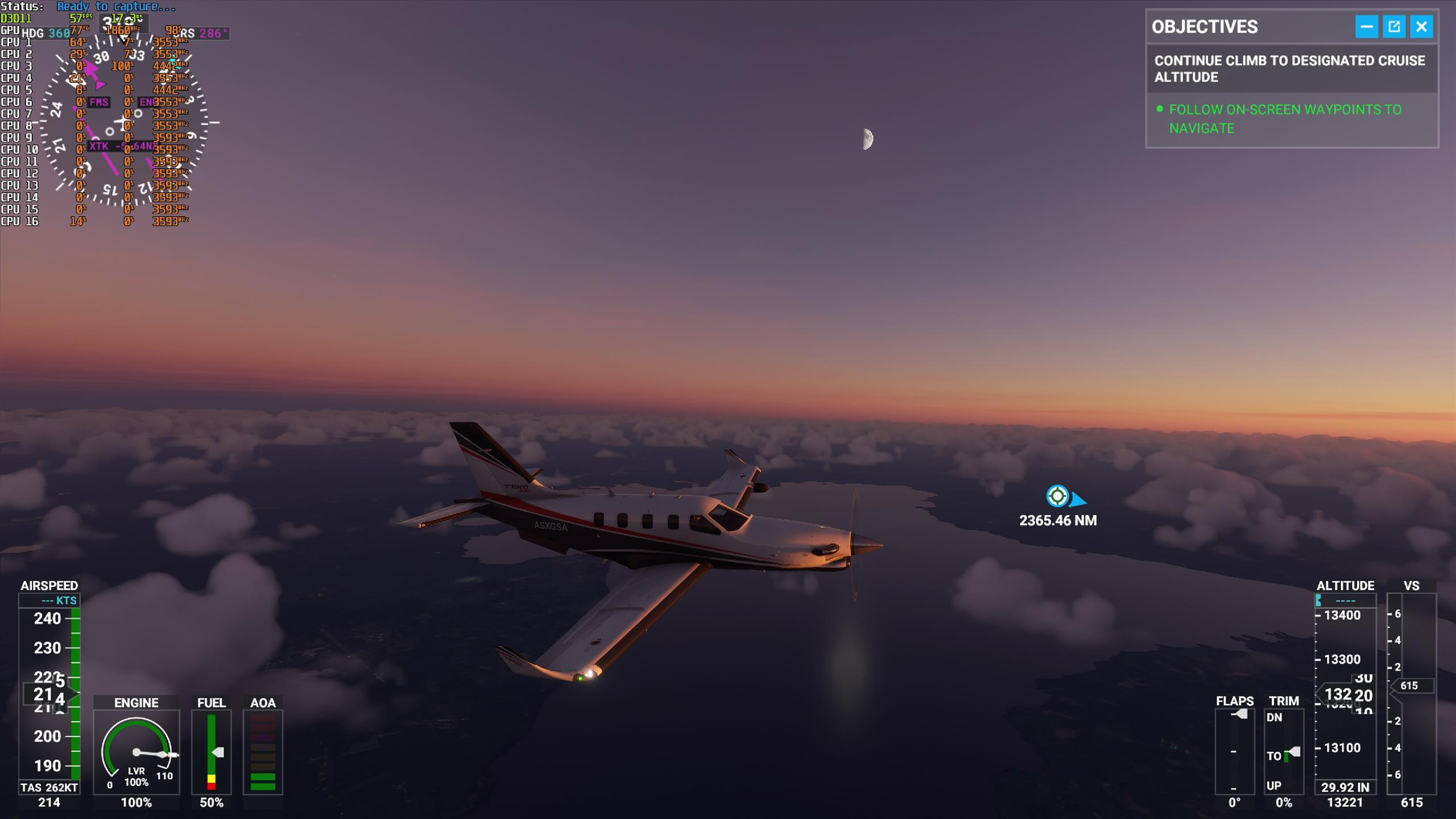 Microsoft Flight Simulator PC Performance Review and Optimisation Guide