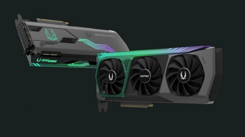 ZOTAC's RTX 3090 Trinity Graphics Card has been Pictured