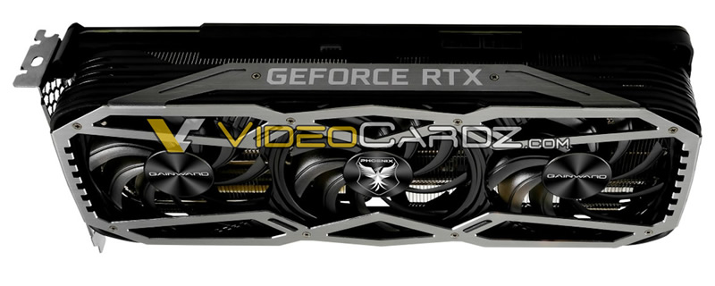 Gainward's RTX 3090 and 3080 Phoenix GPUs leak - Specs and Pictures