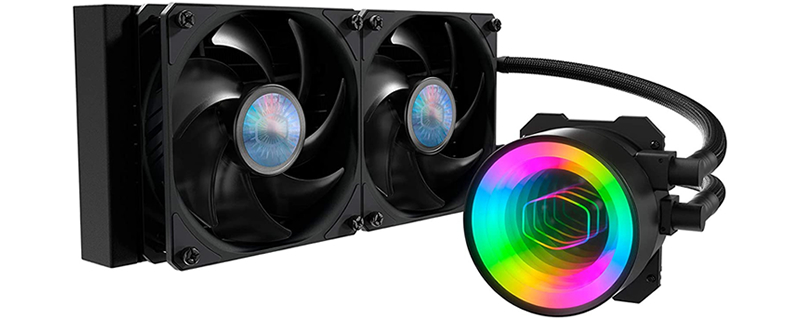 Cooler Master releases its Mirror Series of Liquid Coolers