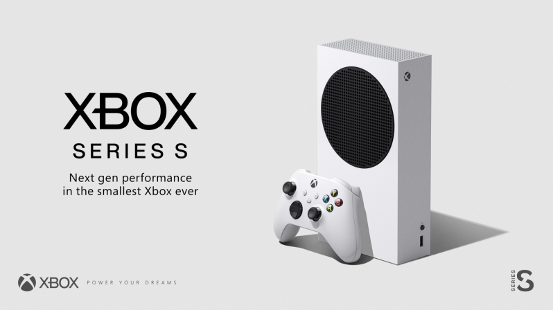 Microsoft reveals its Xbox Series S gaming system and it's staggeringly low price tag