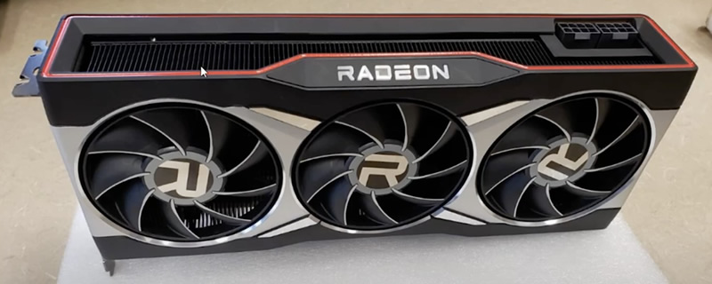 New Radeon RX 6000 series GPU images leak onto the web