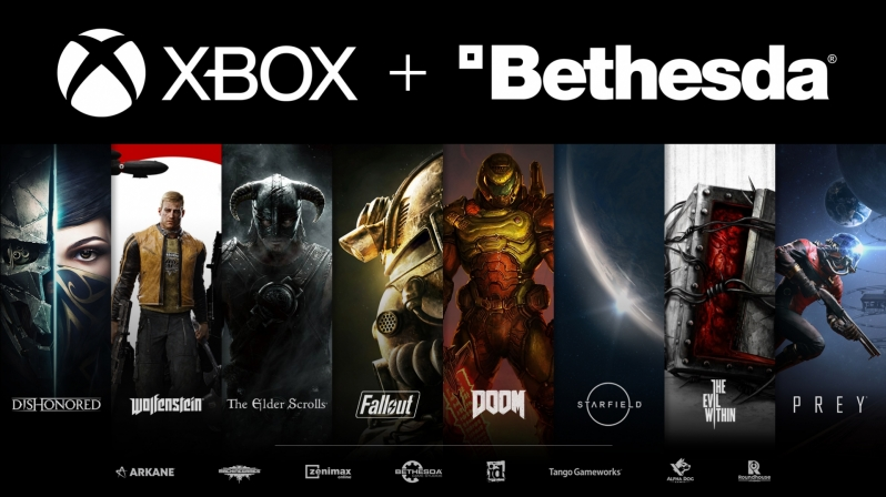 Microsoft acquires Bethesda, swallowing DOOM, The Elder Scrolls, Fallout and more