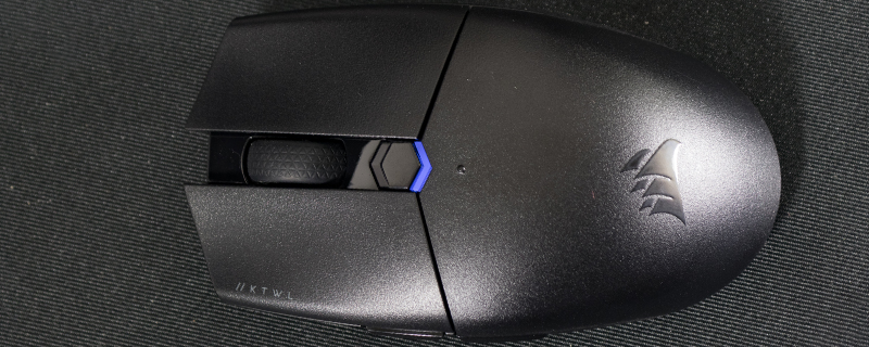 Corsair Katar Pro Wireless Mouse Review