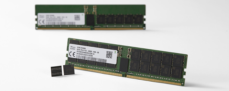 SK Hynix launches the world's first DDR5 DRAM kits